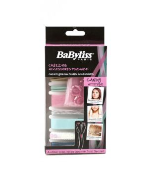 Babyliss - Accesorio Twist Secret  - CANDY